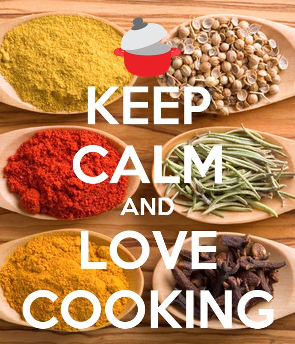 """Képtalálat a következőre: """"keep calm i love cooking"""""""