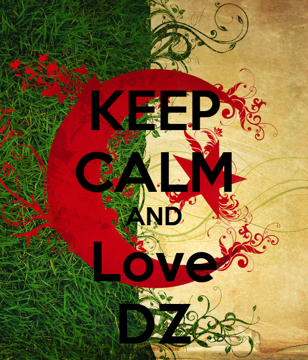 KEEP CALM AND Love DZ Poster |...