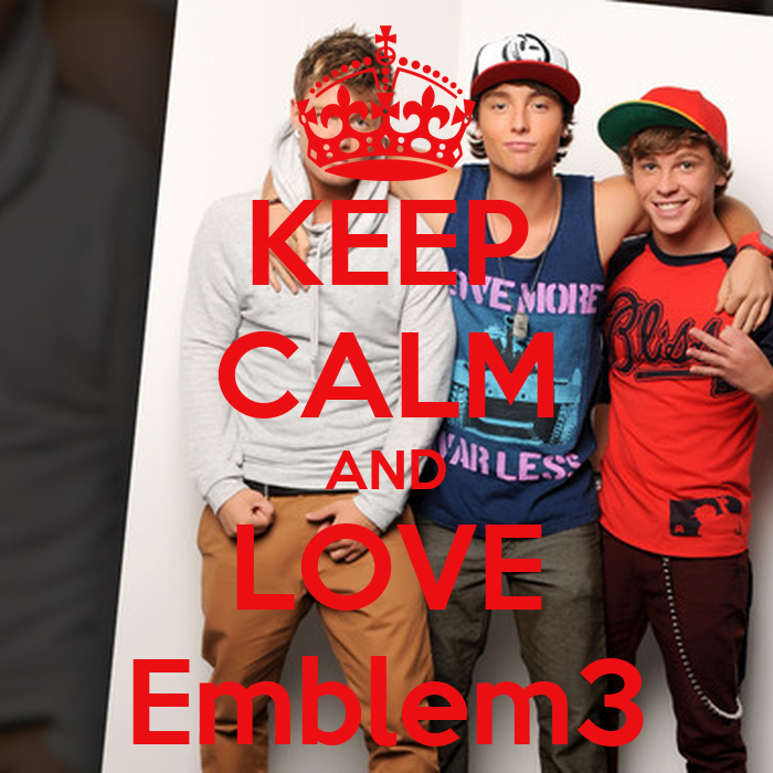 Emblem3 Wallpaper For Iphone Keep-calm-and-love-emblem3-169.png