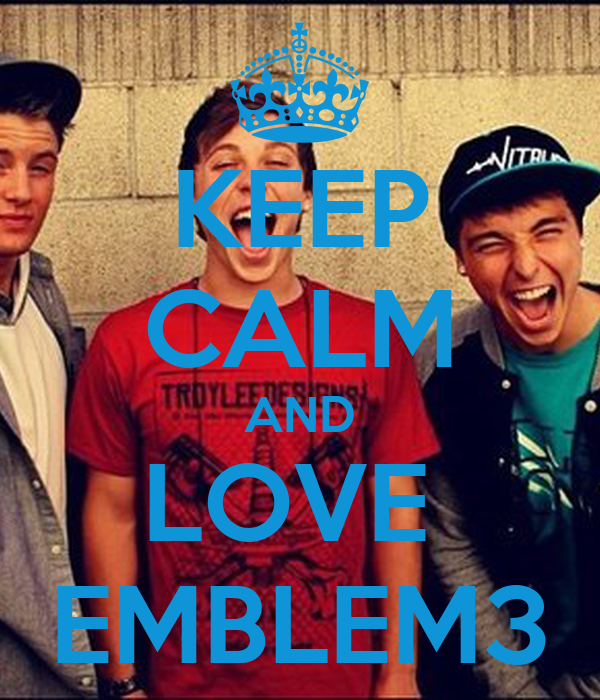Emblem3 Wallpaper For Iphone Normal wallpaper