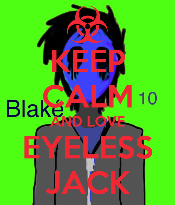 Eyeless Jack Wallpaper Widescreen wallpaper