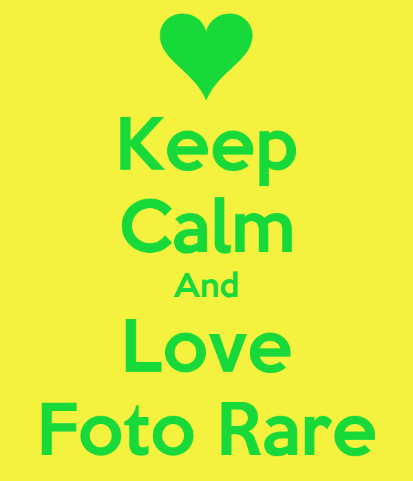 Keep calm and love foto rare poster federica keep calm for Immagini keep calm