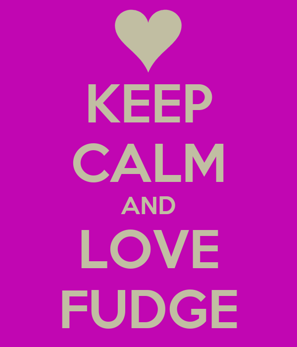 Healthilicious Life - Love fudge!