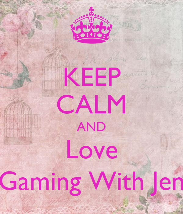 Gaming With Jen 88217 | MEGAZIP
