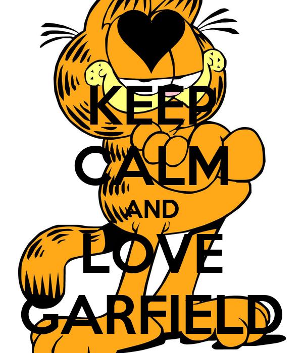 Garfield Love | quotes.lol-rofl.com