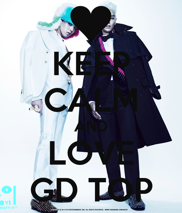 gd top relationship