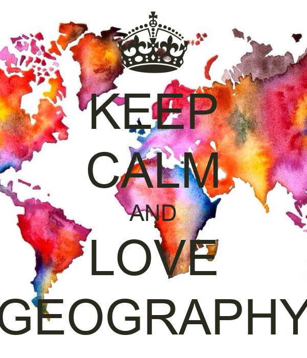 Iphone wallpaper keep calm - Keep Calm And Love Geography Keep Calm And Carry On