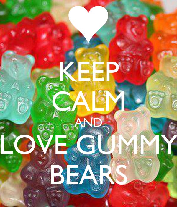 gallery for gummy bears wallpapers