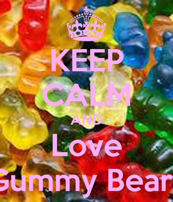 how to keep gummy bears fresh