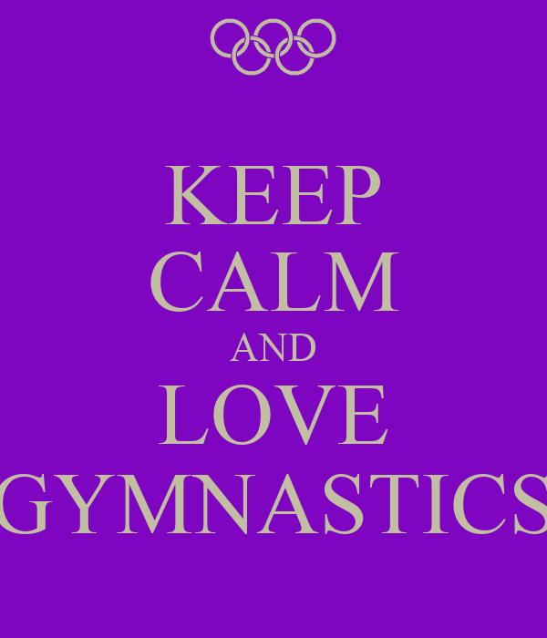 KEEP CALM AND DO RHYTHMIC GYMNASTICS Poster | Fernanda ...  |Keep Calm Gymnastics