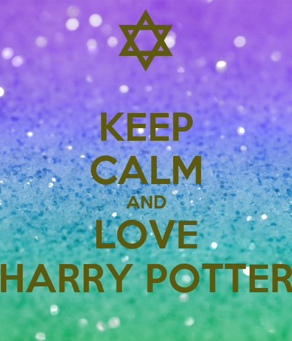keep calm and love harry potter poster ashley malfoy