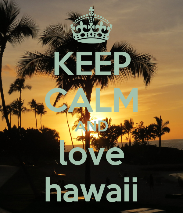 how to say forever in hawaiian