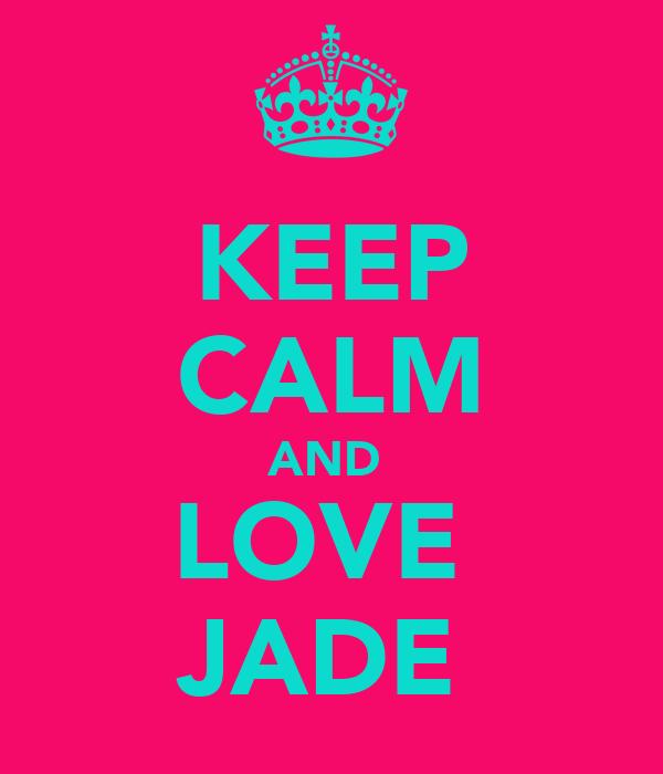 how to keep jade clean