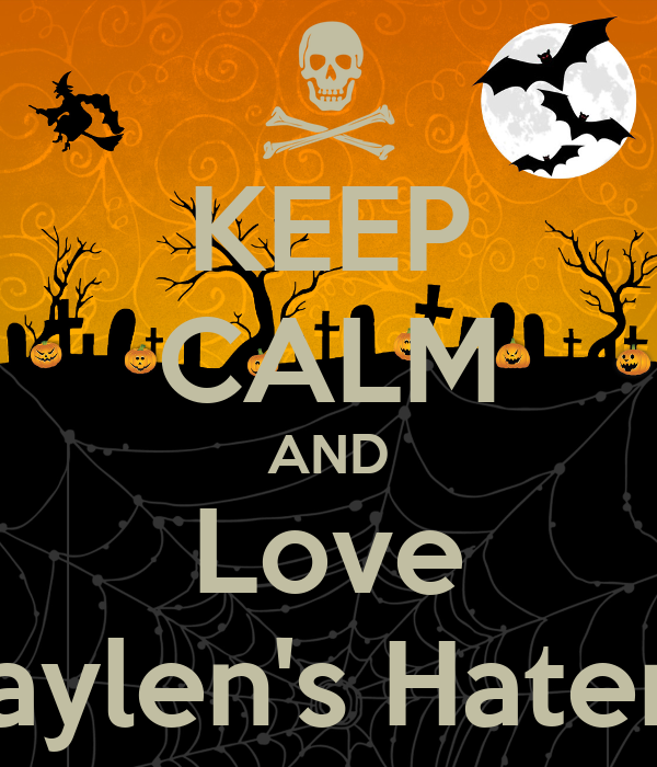 Keep Calm And Love Jaylen