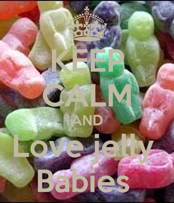 Love Jelly Wallpaper : Jelly Babies Wallpaper