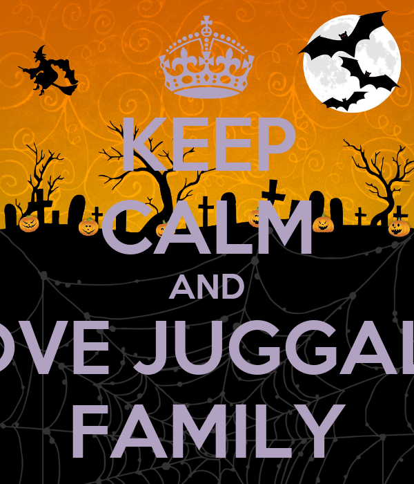 KEEP CALM AND LOVE JUGGALO FAMILY