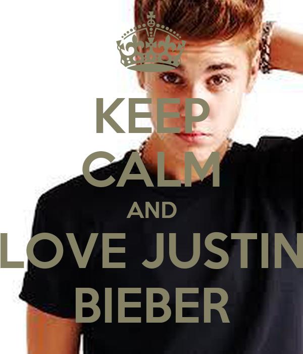 I Love You Justin Bieber Wallpaper : I Love Justin Bieber Quotes. QuotesGram