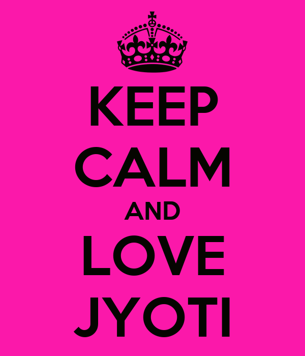 I Love Jyoti Wallpaper : Jyoti (I) Biography