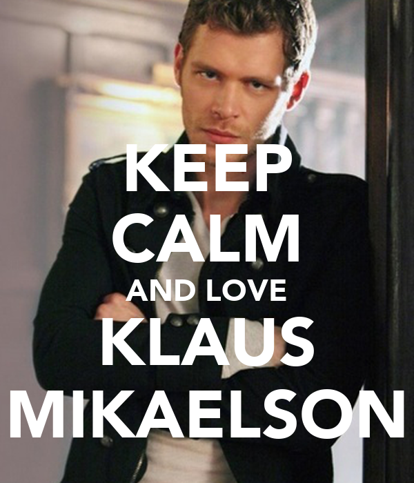Klaus Mikaelson Quotes: Emo Girl 123