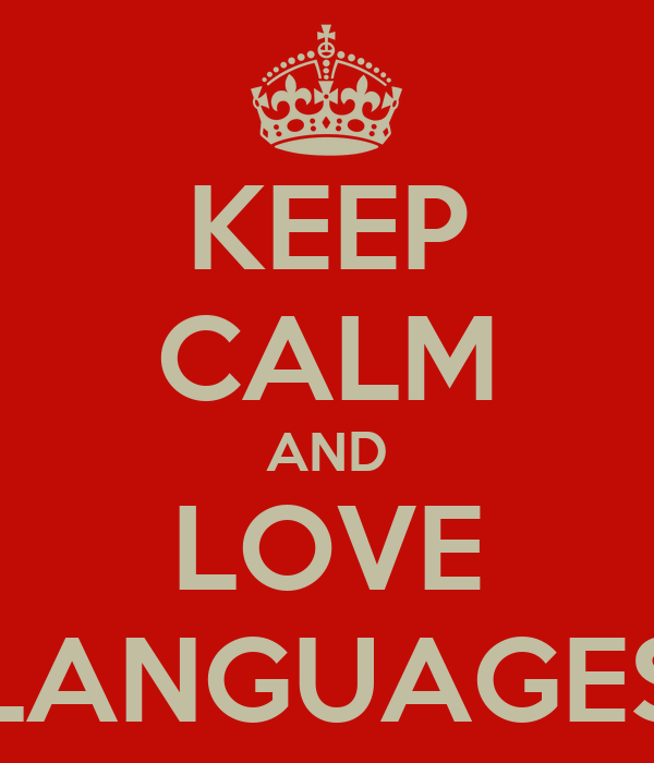 Image result for i love languages