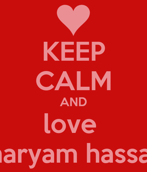 maryam hassan facebook