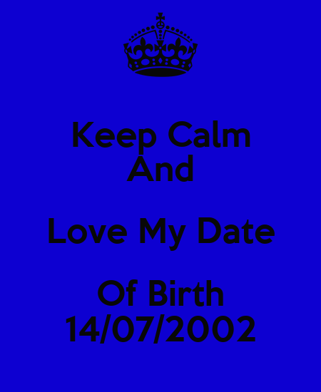 how to find my date of birth