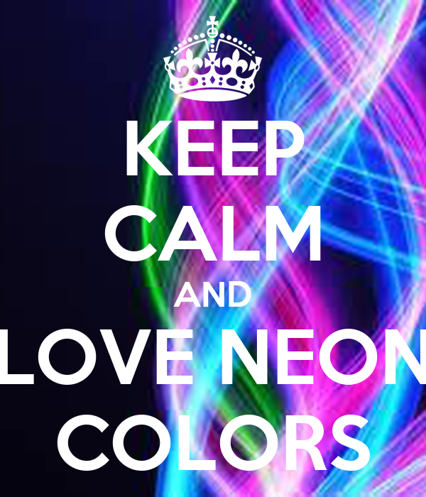 Inspirational Quotes About Positive: Quotes About Neon Colors. QuotesGram