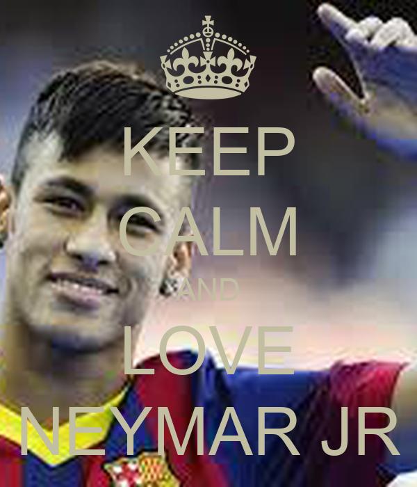 Love Neymar Jr