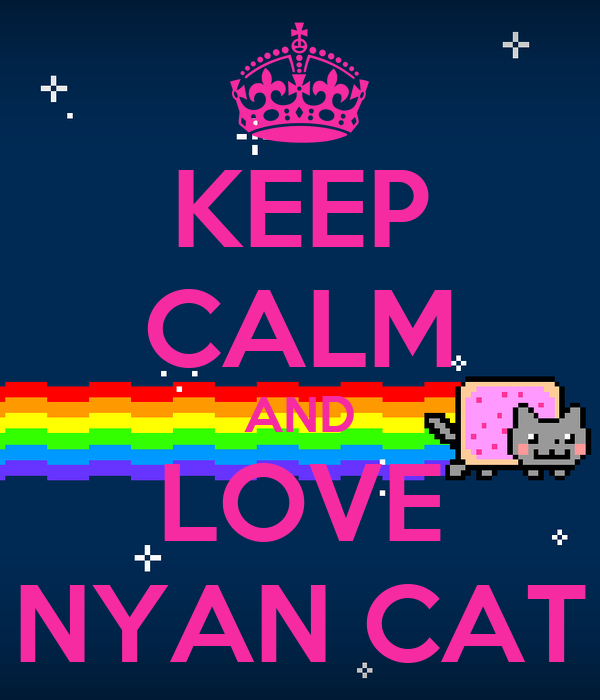 Nyan Cat Posters For Sale
