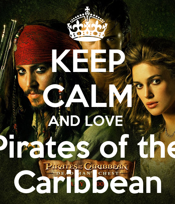 I love the caribbean