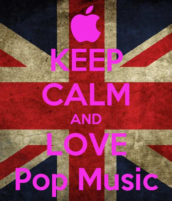 Pics For > I Love Pop Music Wallpaper