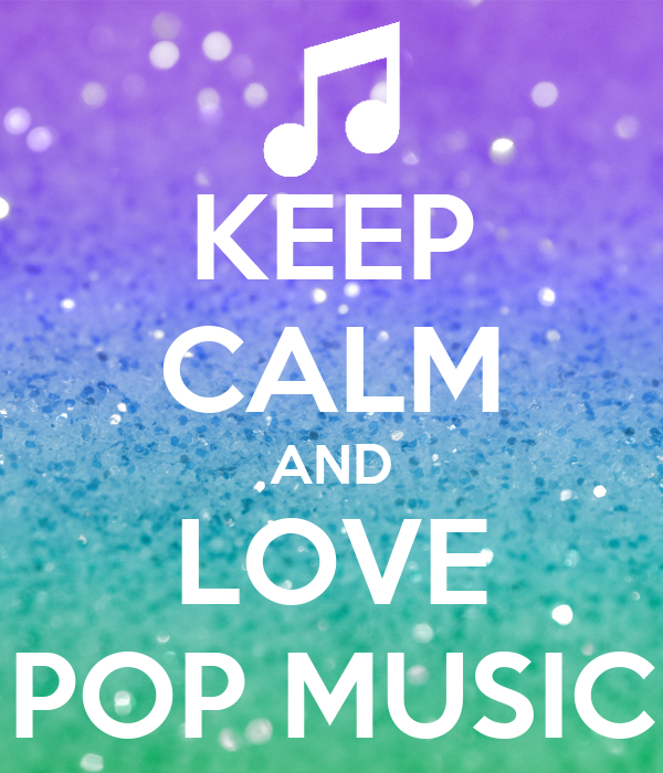 i love pop music essay 14092014 the death of adulthood in american culture  to applaud the show's right-thinking critique of what we love it  the dominant voices in pop music.
