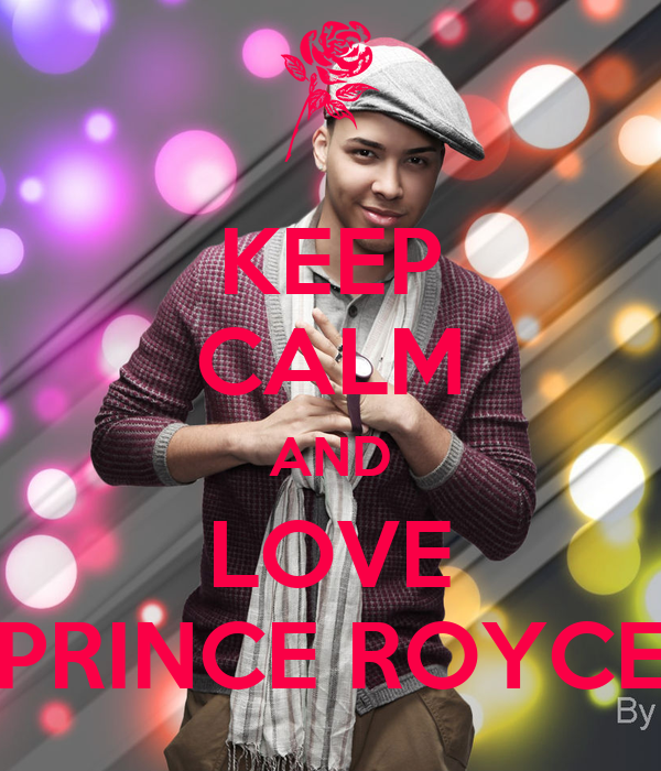 Keep Calm And Love Prince Royce Wallpaper 89611