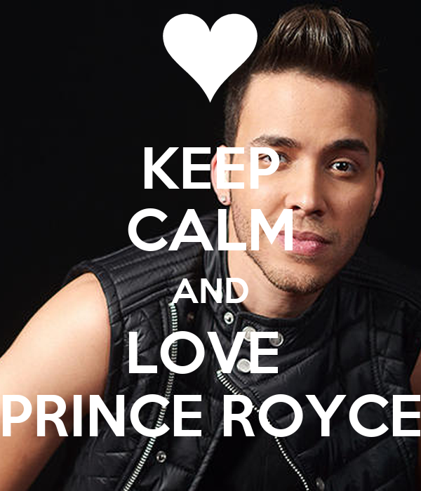 Group Of Keep Calm Prince Royce Wallpaper