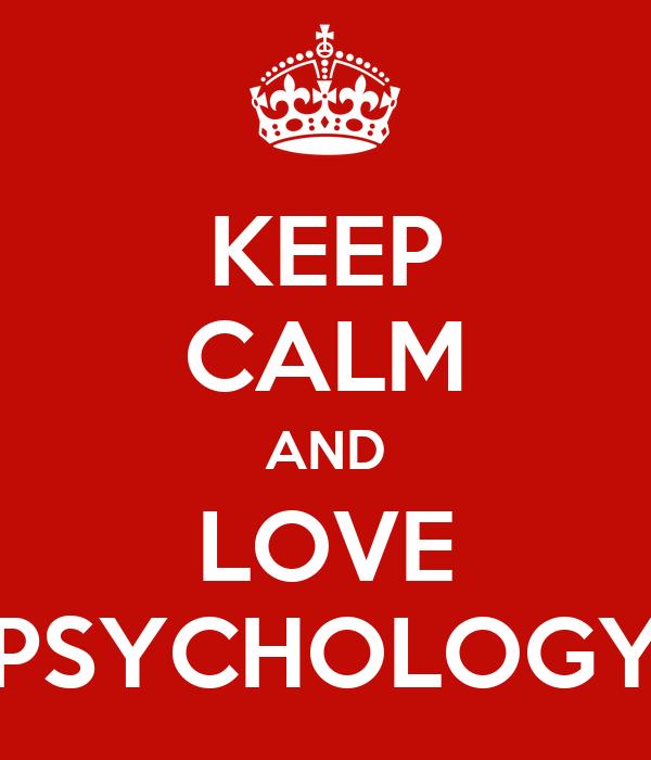 Love Psychology 1