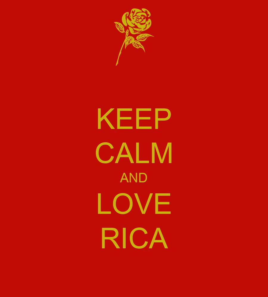 love rica