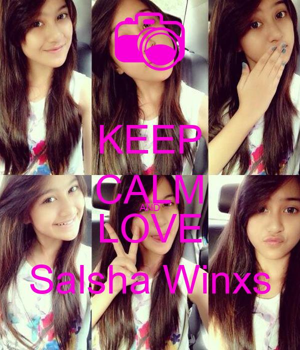 Keep Calm and Love Winx