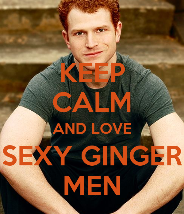 love ginger men