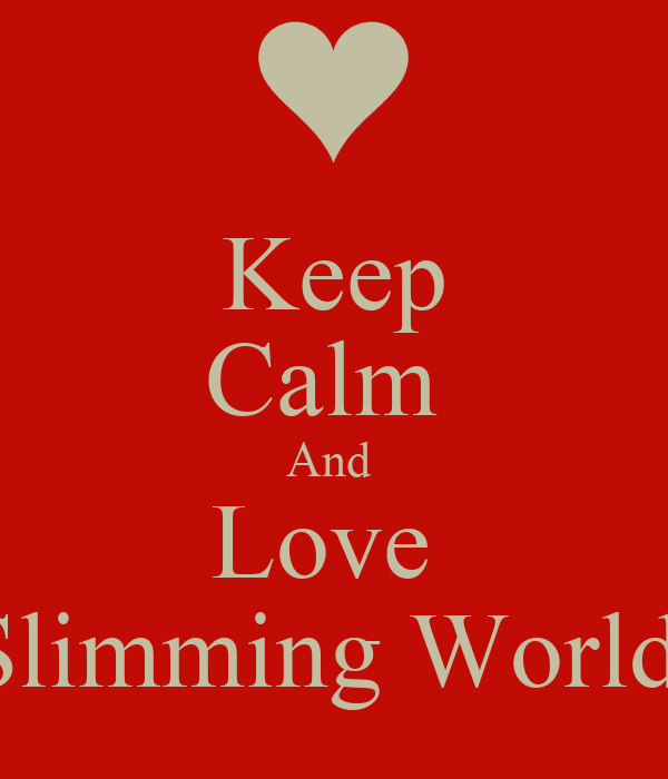 Keep calm and love slimming world poster jordyn keep Where can i buy slimming world products