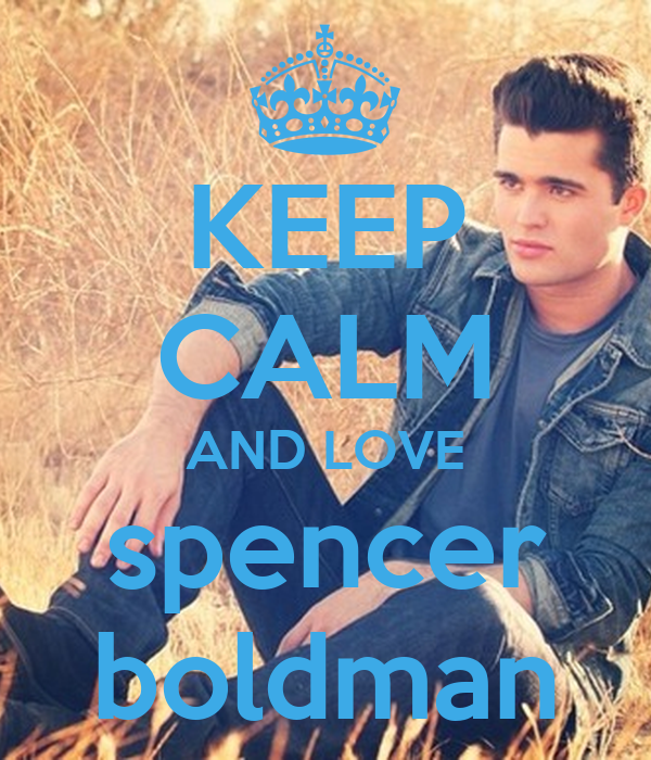 Spencer Boldman Wallpapers