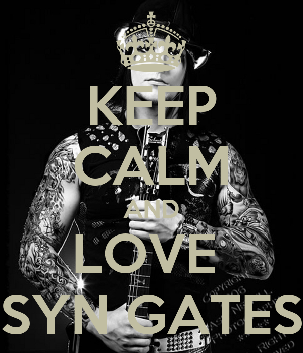 keep calm and love kevin gates