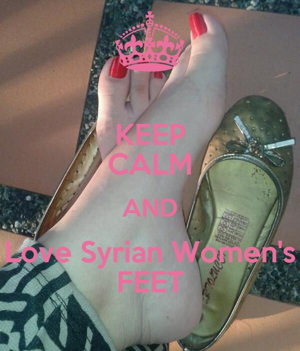 I love womens feet
