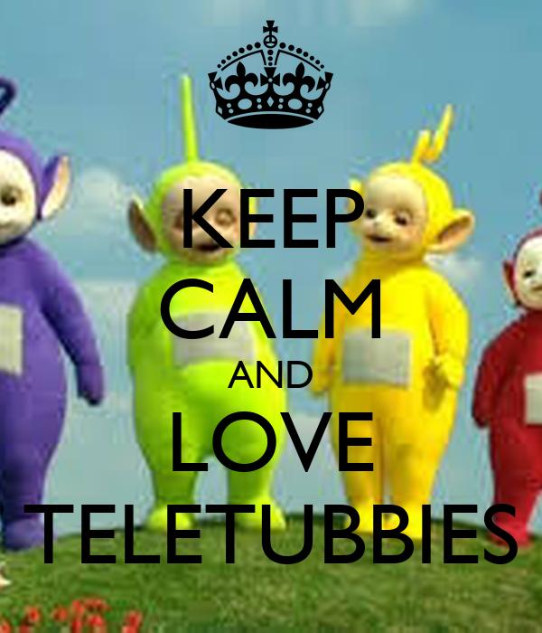 teletubbies wallpaper