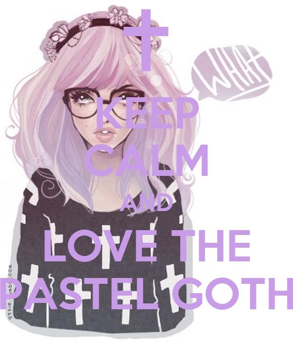 Pastel Goth Iphone 5 Wallpaper