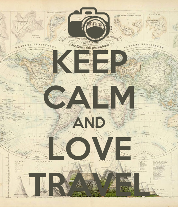 keep calm and love travel poster marina keep calm o matic. Black Bedroom Furniture Sets. Home Design Ideas