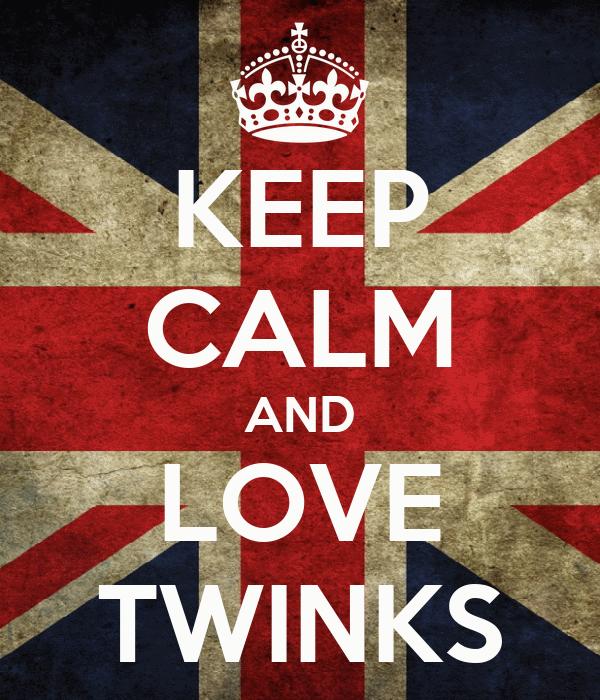 I love twinks