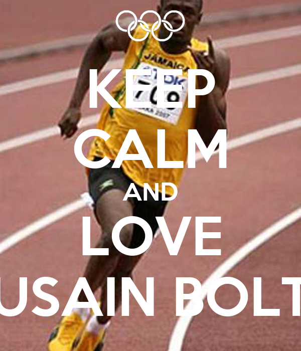 usain bolt likes and dislikes in a relationship