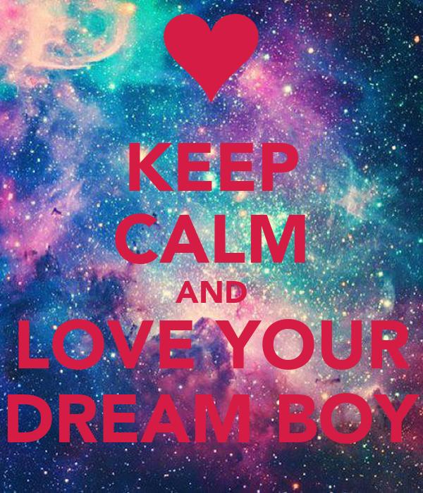 Your dream boy