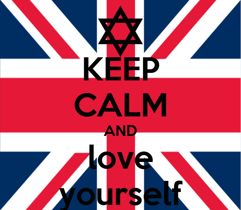 Keep Calm And Love Yourself For Who You Are Keep Calm And Love Yourself