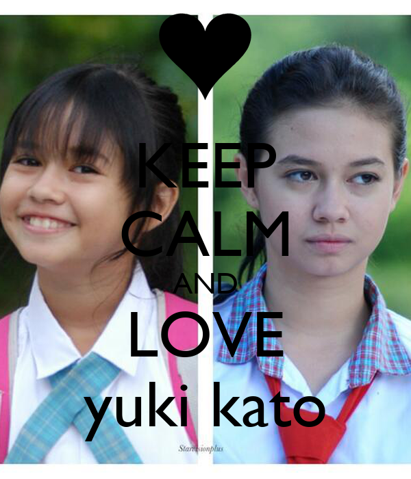 KEEP CALM AND LOVE yuki kato - keep-calm-and-love-yuki-kato-5